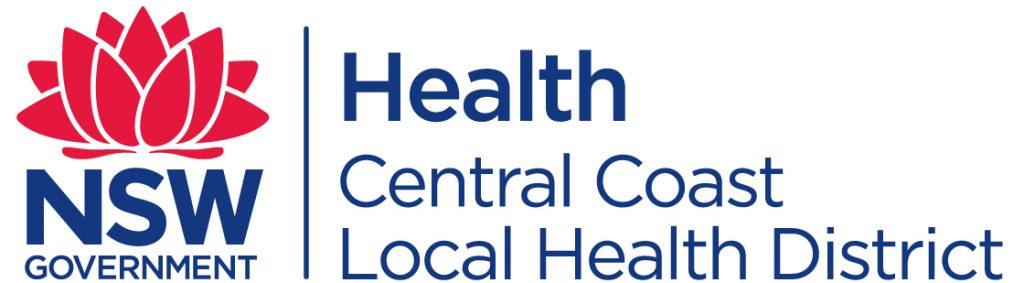 Central Coast Local Health District Logo