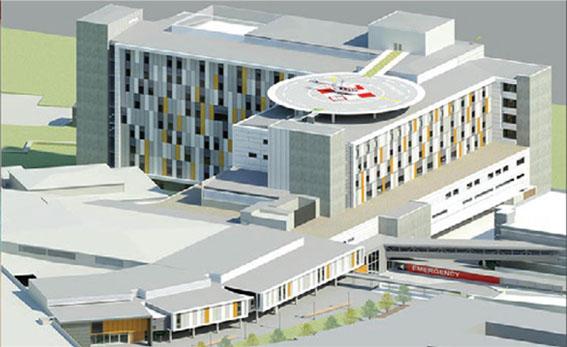 Gosford Hospital Redevelopment