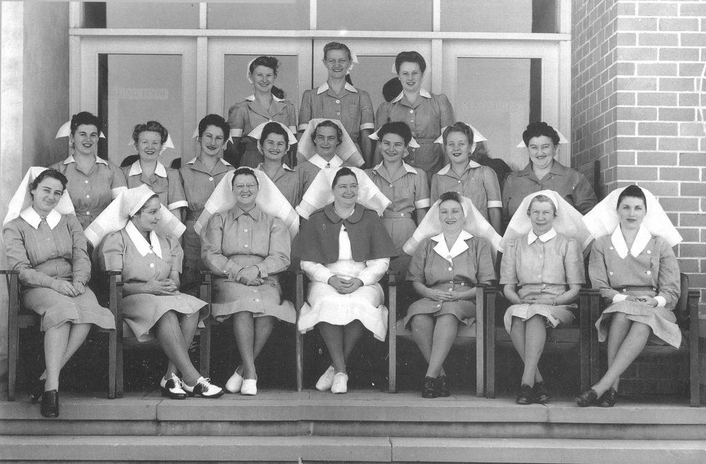 Archive Photo of Nurses