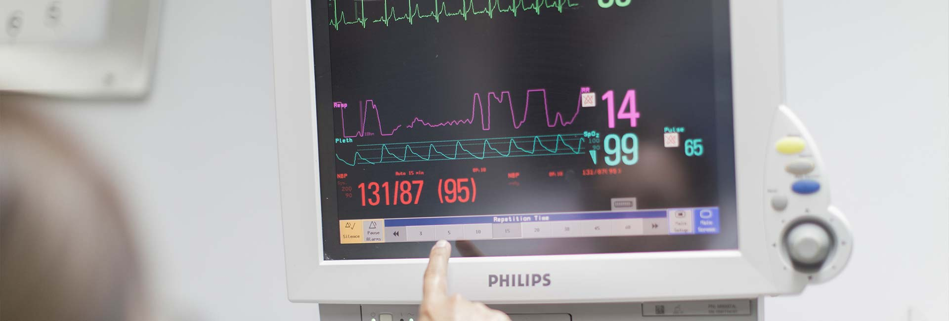 Cardiology Monitoring Equipment