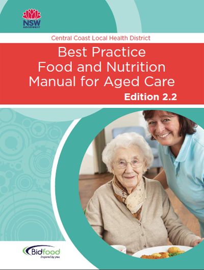 Best Practice Food and Nutrition 2 Cover