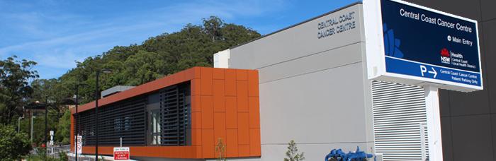 Central Coast Cancer Centre exterior