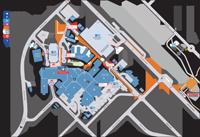 Gosford Hospital Site Map