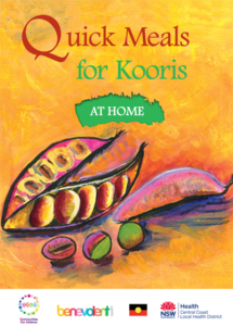 Quick Meals for Kooris at Home cover