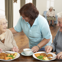 Residents of Aged Care Facility