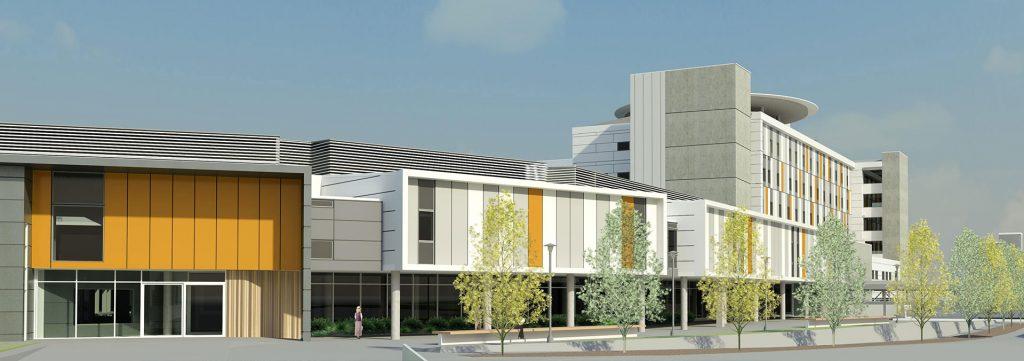New Gosford Hospital