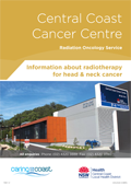 Radiotherapy for head and neck cancer cover